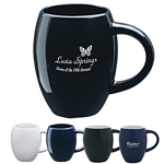 Promotional Ceramic Mugs: Customized 16 oz. Domain Coffee Mug