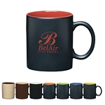 Promotional Ceramic Mugs: Customized 11 oz. Aztec Coffee Mug