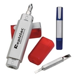 Promotional Tool Kits: Customized Pocket Screwdriver Kit