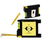 Promotional Tape Measures: Customized Multi-Function 10' Tape Measure