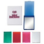 Promotional Pocket Mirrors: Customized Rectangular Pocket Mirror