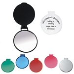 Promotional Pocket Mirrors: Customized Round Pocket Mirror