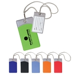 Promotional Luggage Tags: Customized Mod Luggage Tags