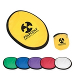 Promotional Flying Disc: Customized 10 Flying Disc with Matching Pouch