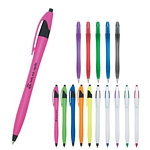 Promotional Plastic Pens: Customized Dart Javalina Retractable Pen