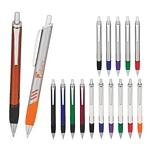 Promotional Plastic Pens: Customized The Edge Pen