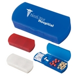 Promotional Pill Holders: Customized Pill Box Bandage Dispenser