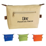 Promotional Toiletry Bags: Customized Microfiber Cosmetic Bag