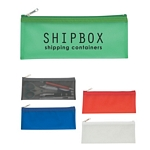 Promotional Pencil Cases: Customized Zippered Pencil Case