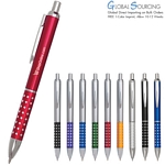 Global Sourcing Vegas Retractable Pen