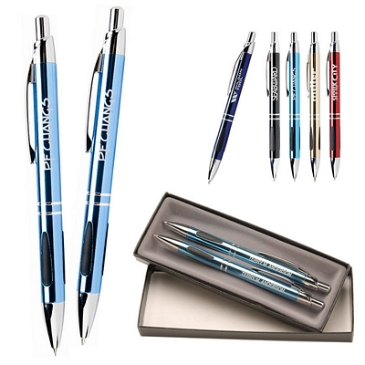 Customized Pen: Vienna Pen and Pencil Gift Set