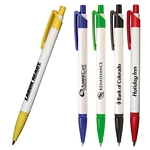 Customized Pen: Wow Click Plastic Pen