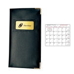 Customized Products: Laser Engraved Monthly Planners