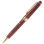 Customized Pen: Rosewood Engraved Pen or Pencil