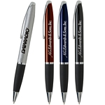 Customized Pen: Bostonian Metal Retractable Pen