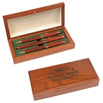 Customized Pen: Executive Wooden Pen Gift Set