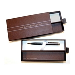 Pen Cases: Deluxe Cambridge Pen Gift Box