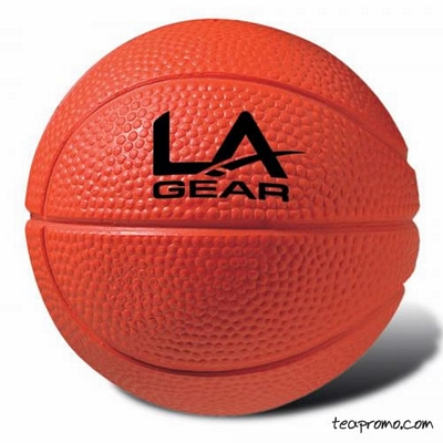 Promotional Basketball Stress Ball - Promotional Products