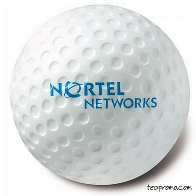 Promotional Golf Ball Stress Ball - Promotional Products