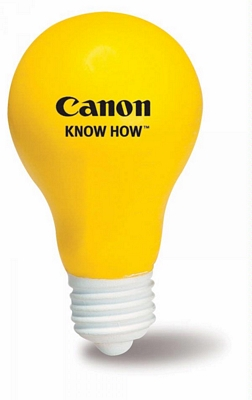 Promotional Light Bulb - Promotional Stress Reliever Stressball - Promotional Products