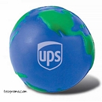 Promotional Globe Stress Ball - Promotional Products