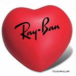 Promotional Heart - Promotional Stress Reliever Stressball - Promotional Products