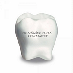 Promotional Tooth - Promotional Stress Reliever Stressball - Promotional Products