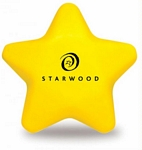 Promotional Star - Promotional Stress Reliever Stressball - Promotional Products