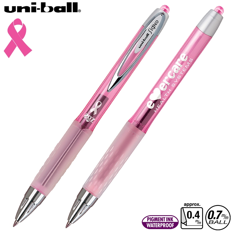 Breast cancer papermate pens