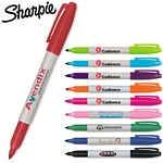 Customized Sharpie Fine Point Permanent Marker