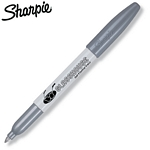 Customized Sharpie Metallic Silver Permanent Marker