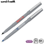 Customized Uni-ball Micro Point Grey Pen