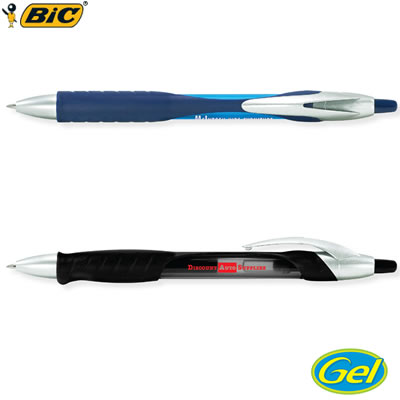 Customized Pens: BIC Pro+ Gel Pen