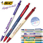 Customized Pens: BIC Clic Stic Pen