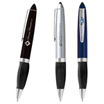 Customized Pens: BIC Grip3 Metal Twist Pen
