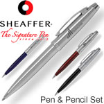 Customized Pens: Sheaffer Gift Collection Ballpoint Pencil Set