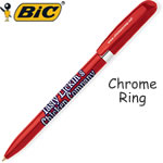 Customized Pens: BIC Pivo Chrome Twist Action Pen