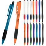 Promotional Plastic Pens: Customized Snap Release Pen